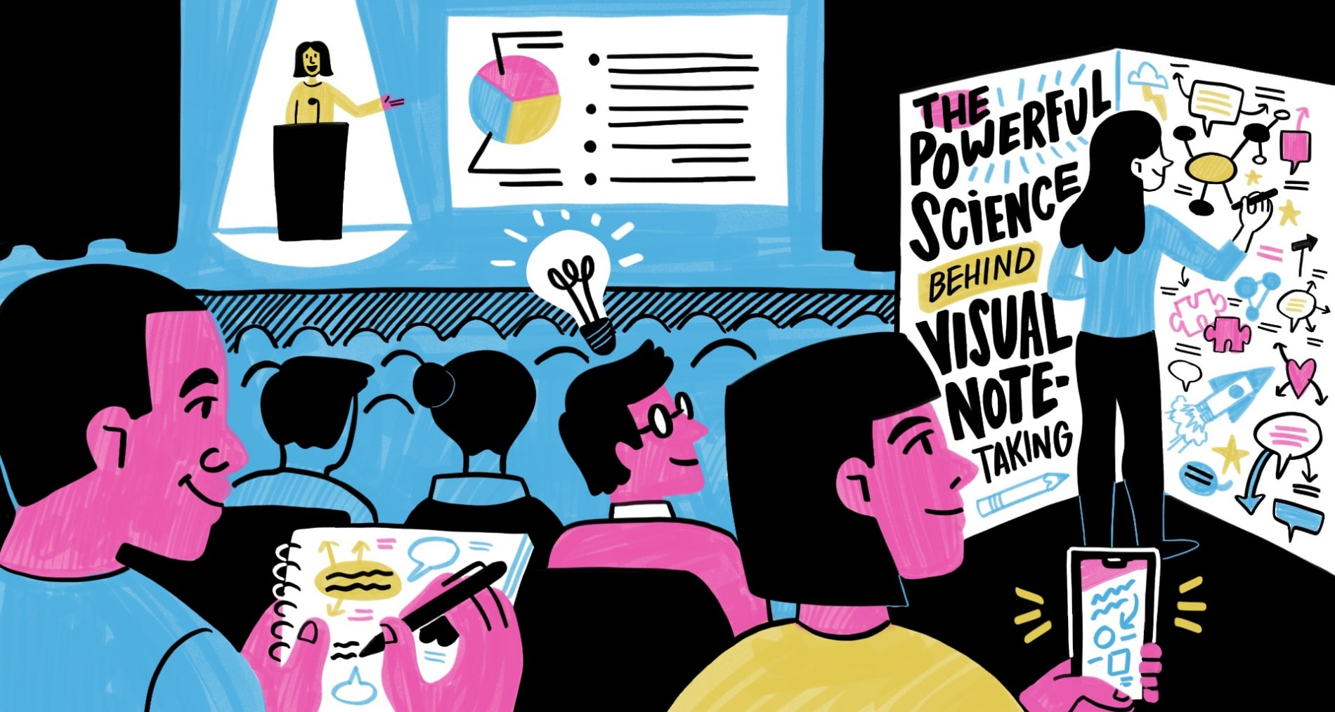 The Powerful Science Behind Visual Note-Taking