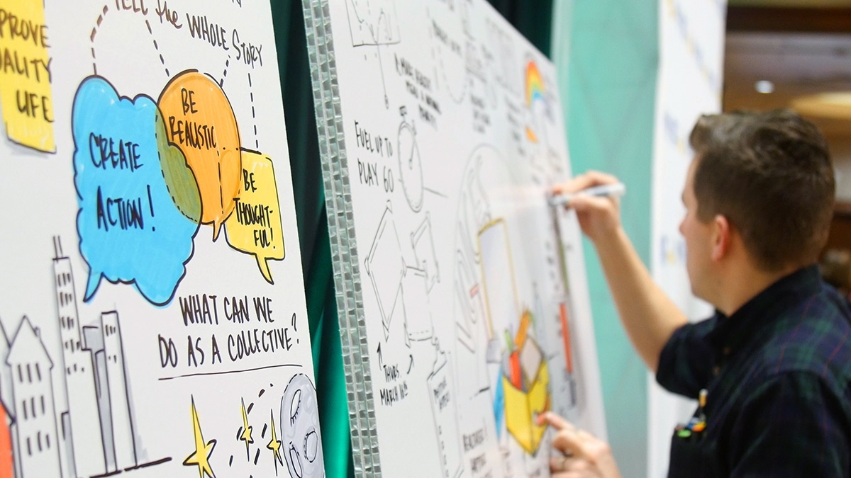 5 Reasons Visual Notes Will Make Your Presentation the Most Talked About