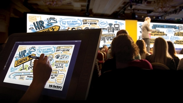 4 Reasons Digital Visual Notes Are Essential for Your Next Event