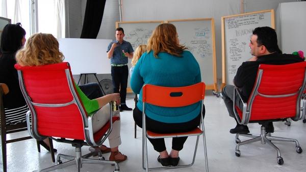 Visual Notes Help Make Internal Workshops a Success