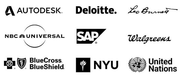 2019 Client Logos
