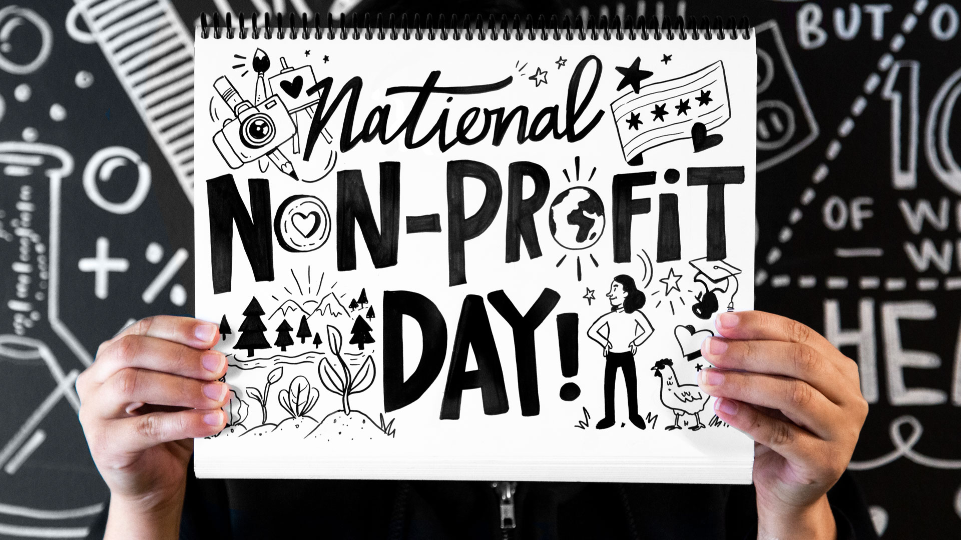 National NonProfit Day at Ink Factory