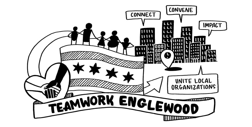 Teamwork Englewood is a local Chicago nonprofit