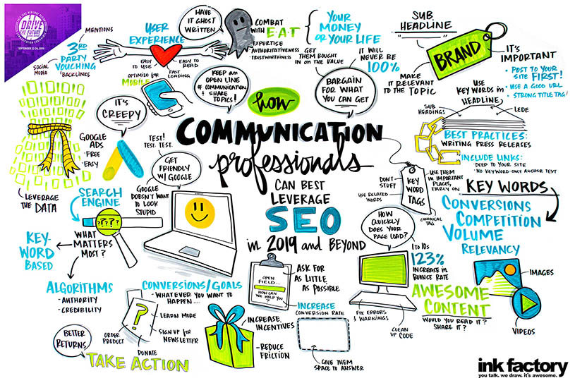 How to communicate better with SEO analytics