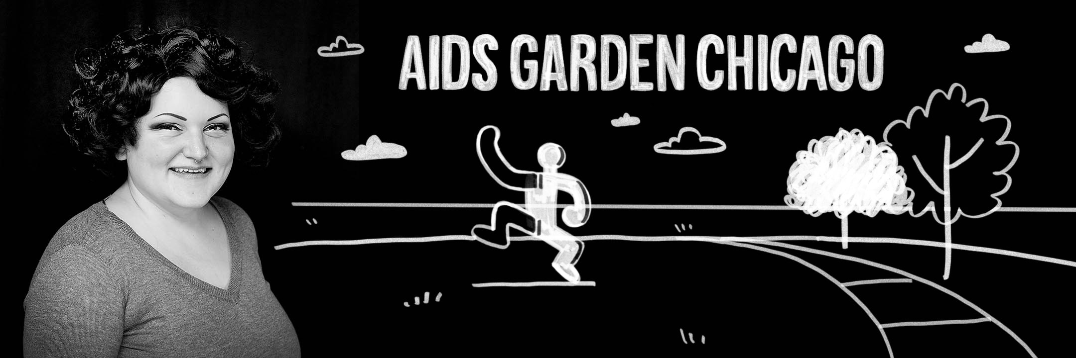 AIDS Garden Chicago charity for Giving Tuesday