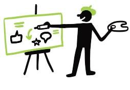 Mastering graphic recording training