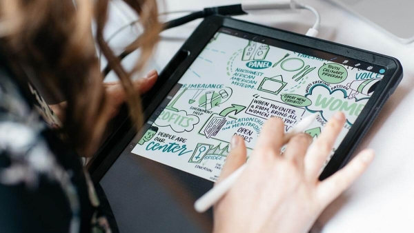 Why Digital Graphic Recording Is Perfect For Your Next Conference