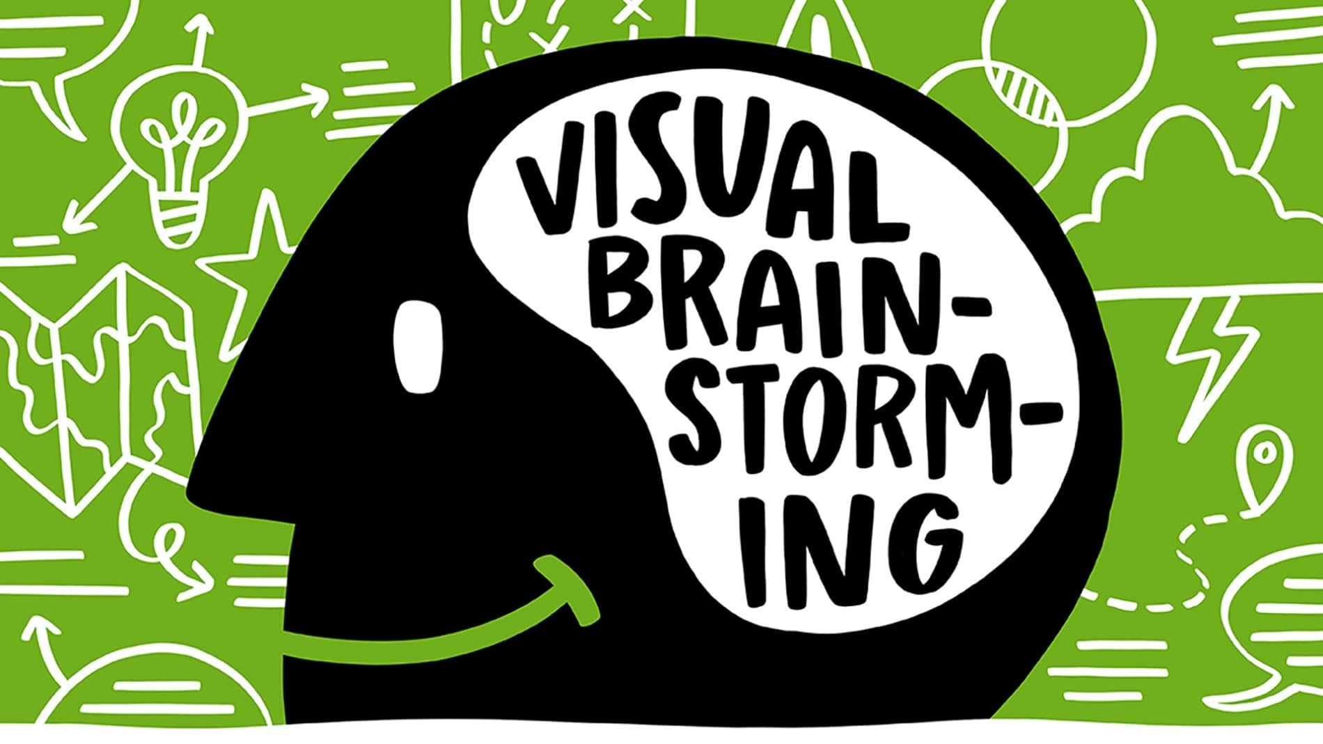 How to Use Visual Brainstorming Techniques to Develop Organized Ideas