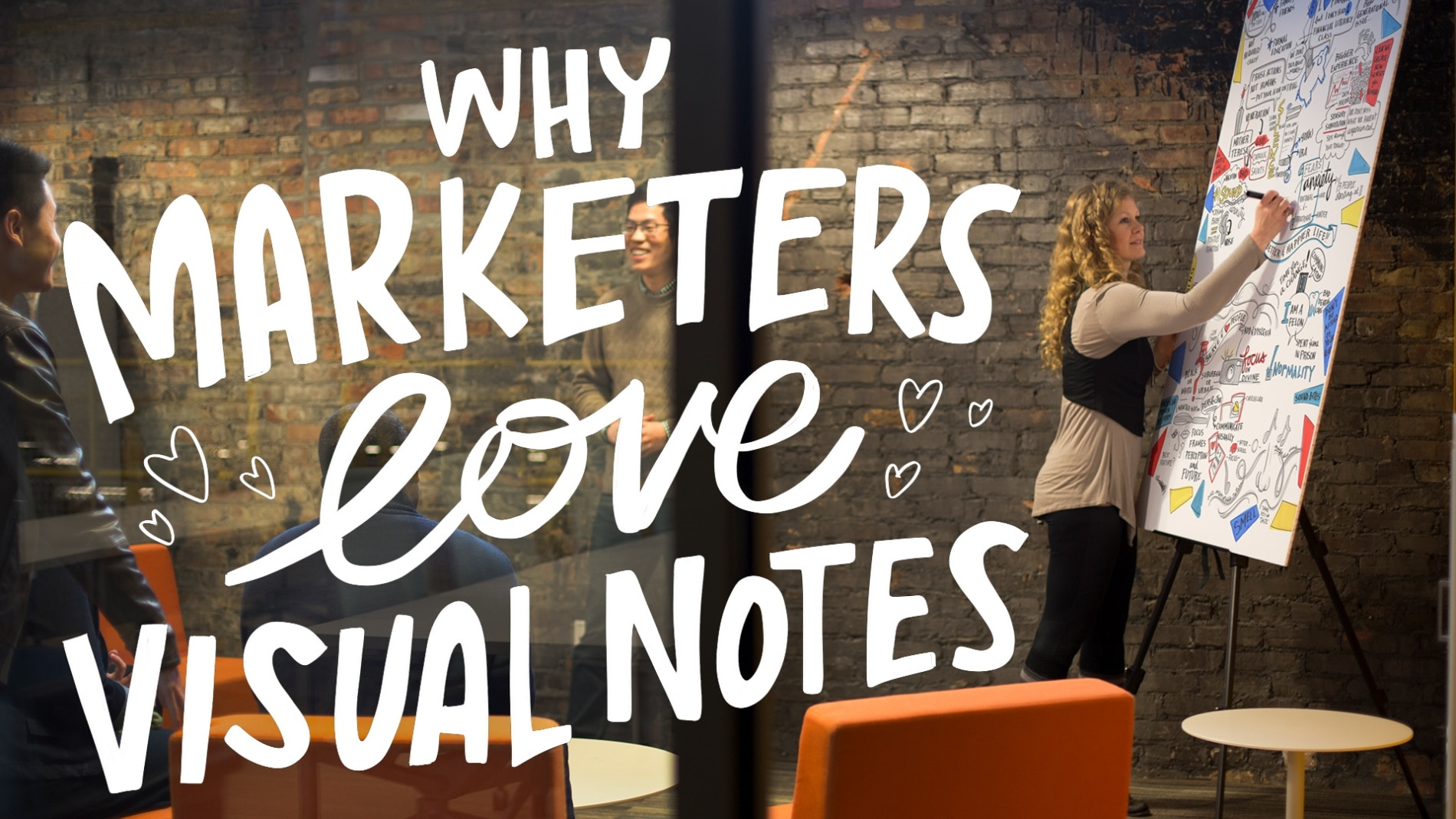 Creative Marketing Ideas: Why Marketers Love To Use Visual Note-Taking