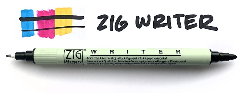 Zig Double Ended Writer
